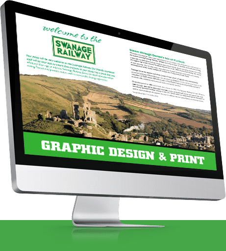 Designosaur Graphic Design And Print Imac Banner