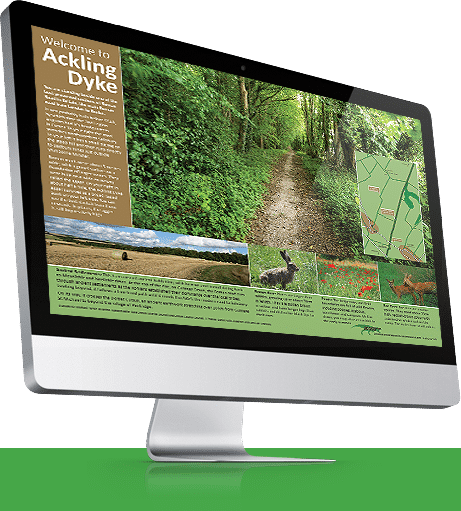Interpretation Panel Design And Print