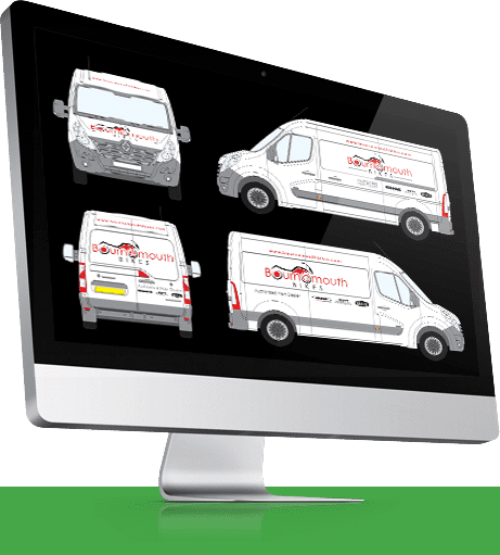 Vehicle Graphics Design And Print
