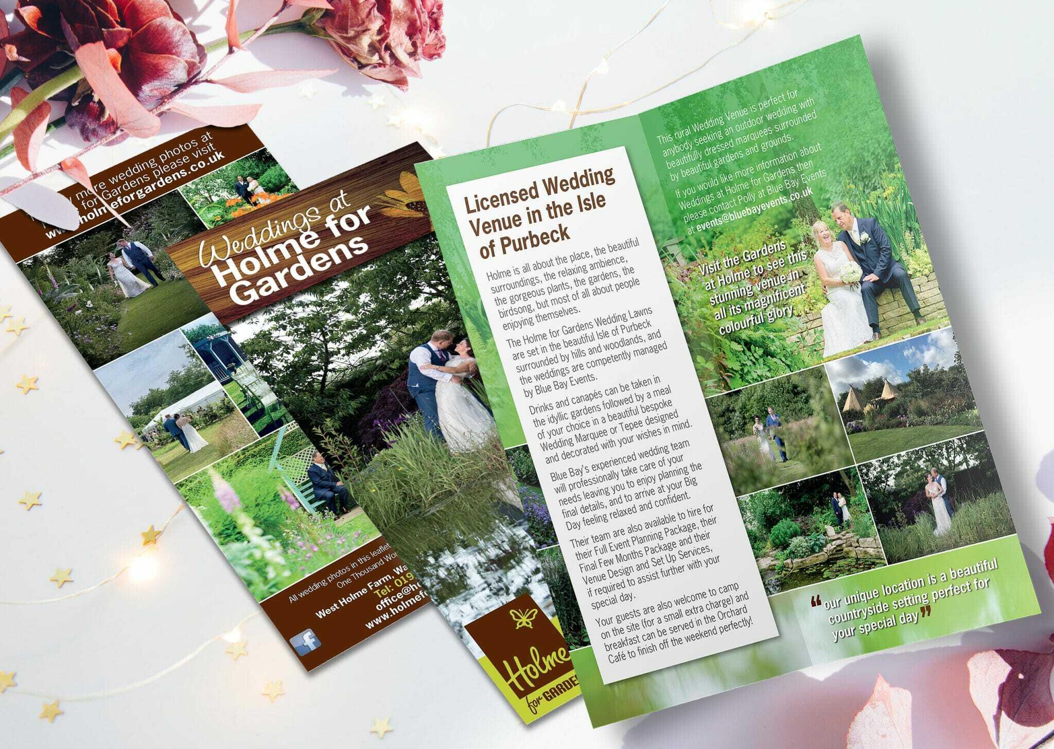 4pp Dl Portrait Folded Leaflet Design And Print