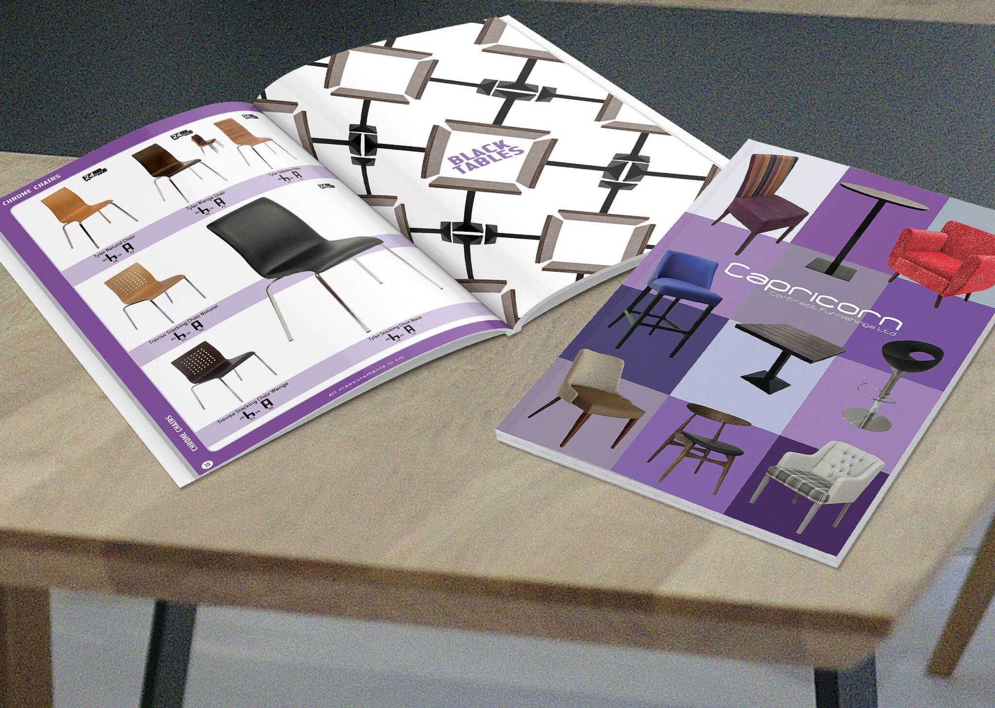 A4 Catalogue Design And Print