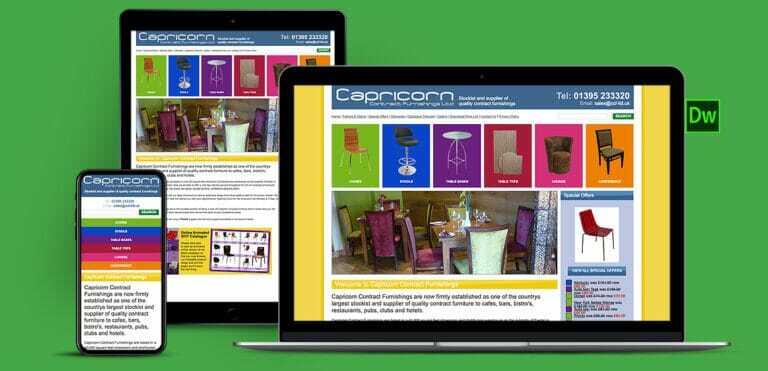 Furniture Wholesale Ecommerce Website Design