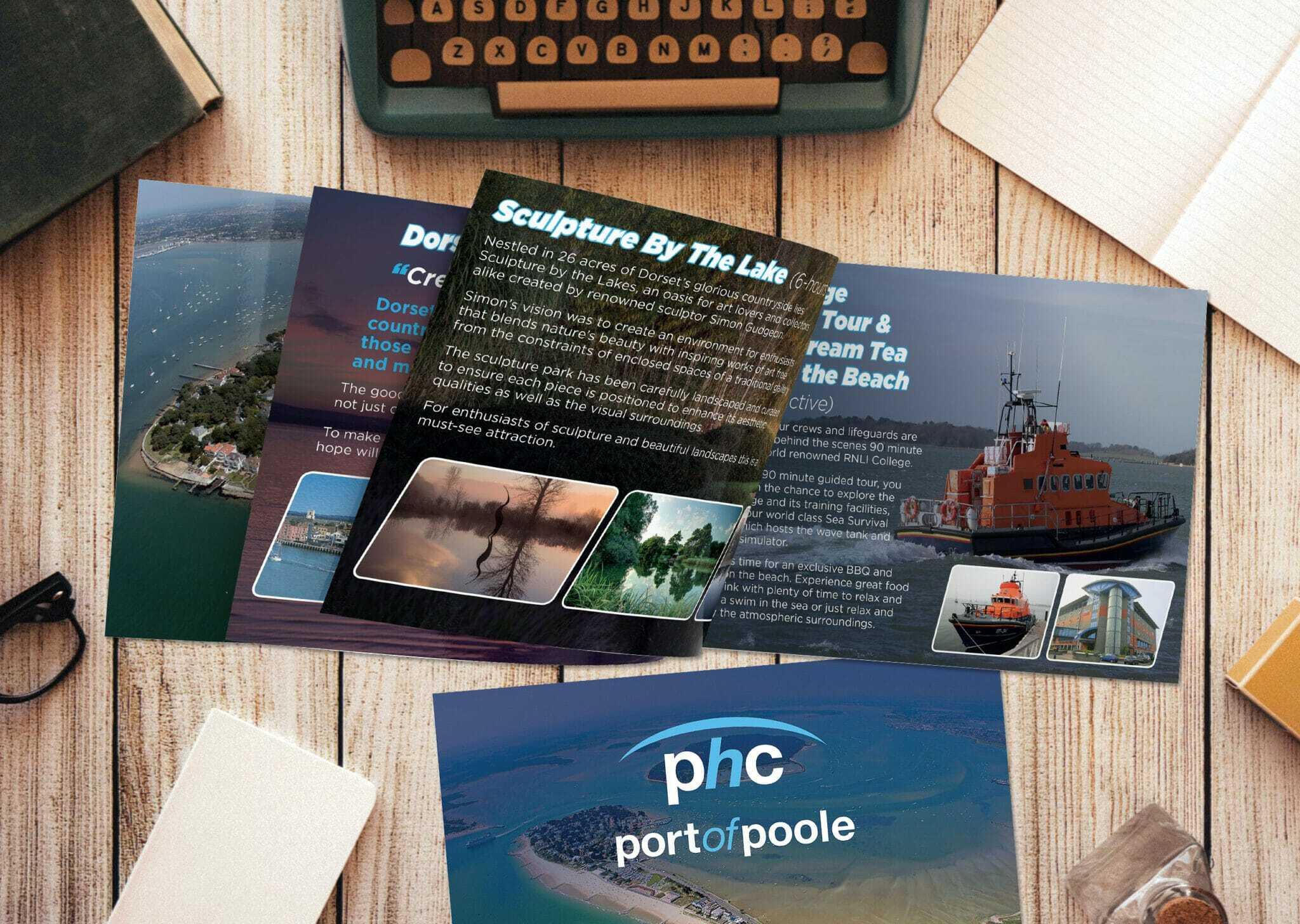 Phc Landscape Brochure Design And Print V2