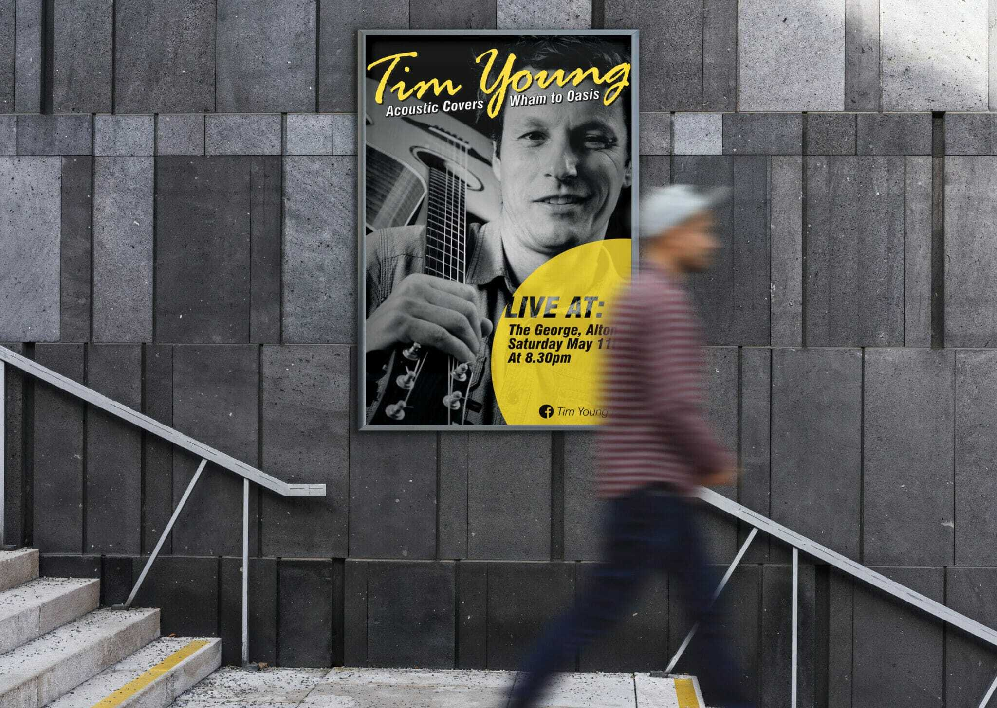 Large Format Outdoor Poster Design And Print