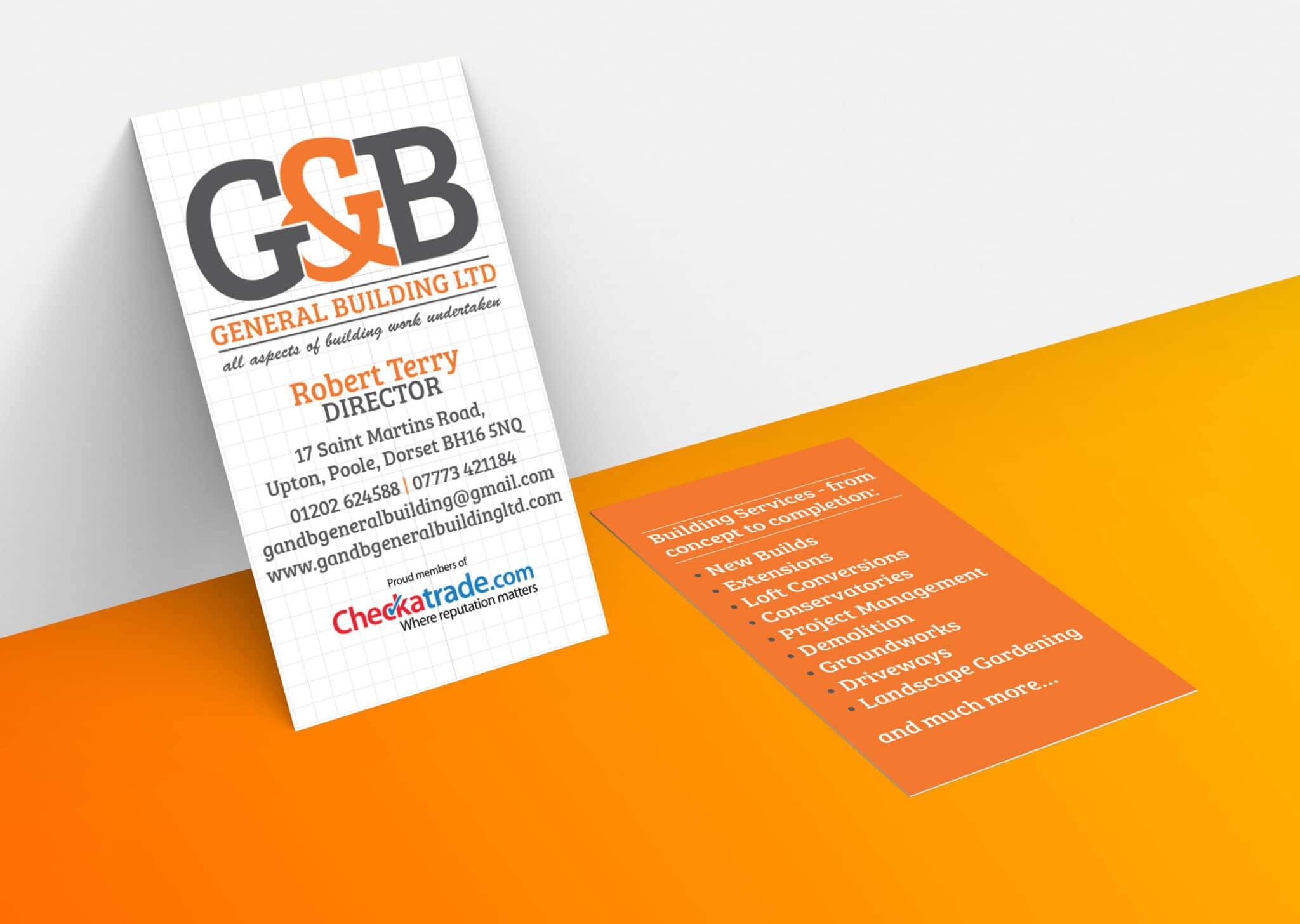 Logo Design And Business Card Design And Print
