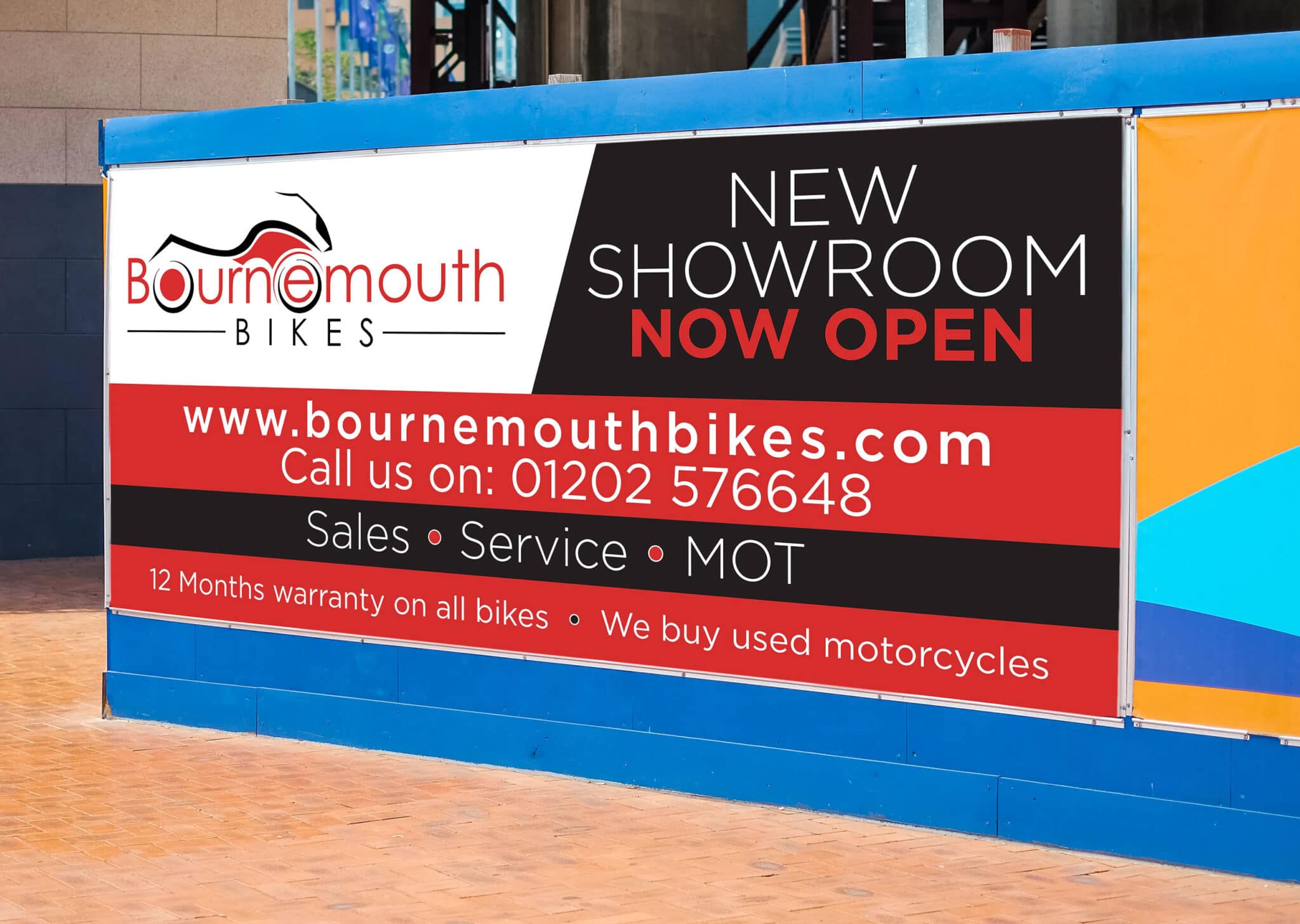 Outdoor Banner Design And Print