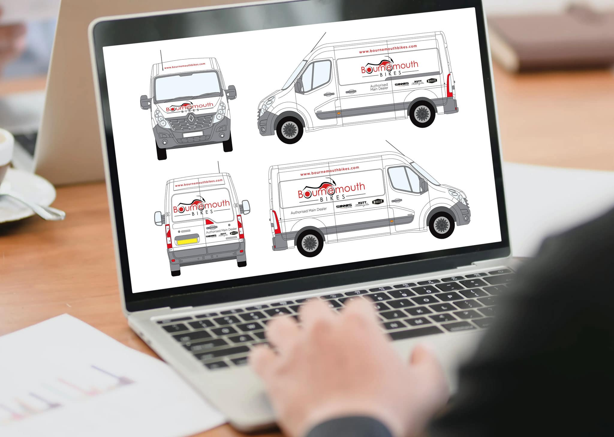 Designosaur Vehicle Graphics Banner 2048x1456px