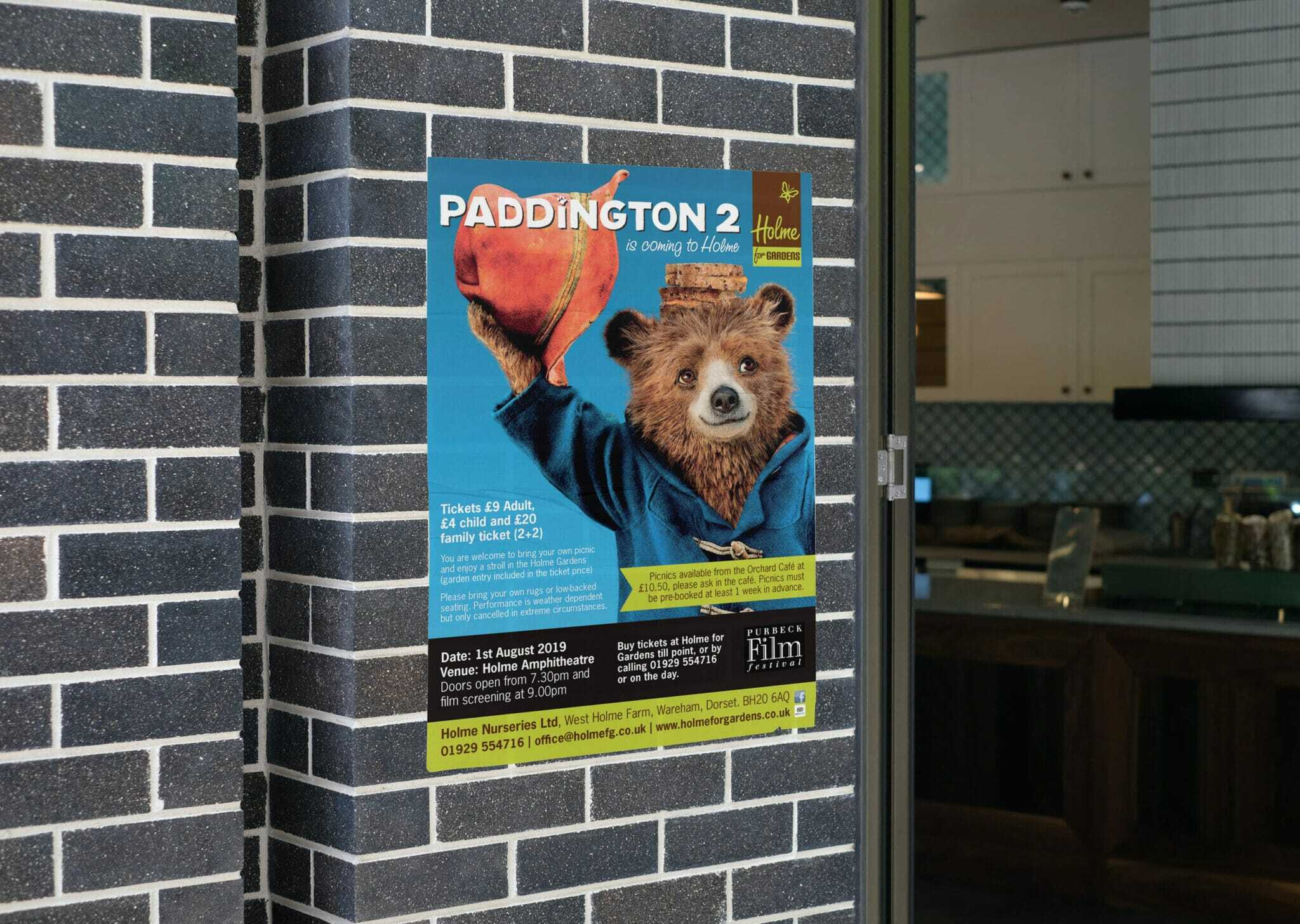Large Format Poster Design And Print