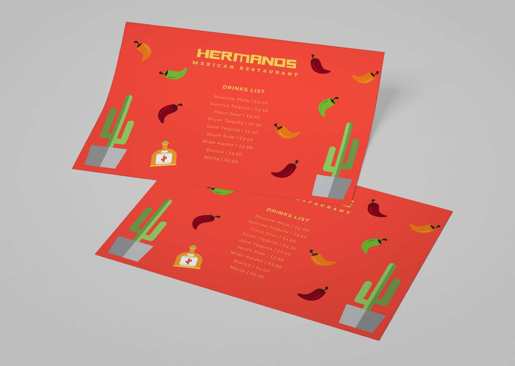 A Z Design And Print Services Placemat Printing