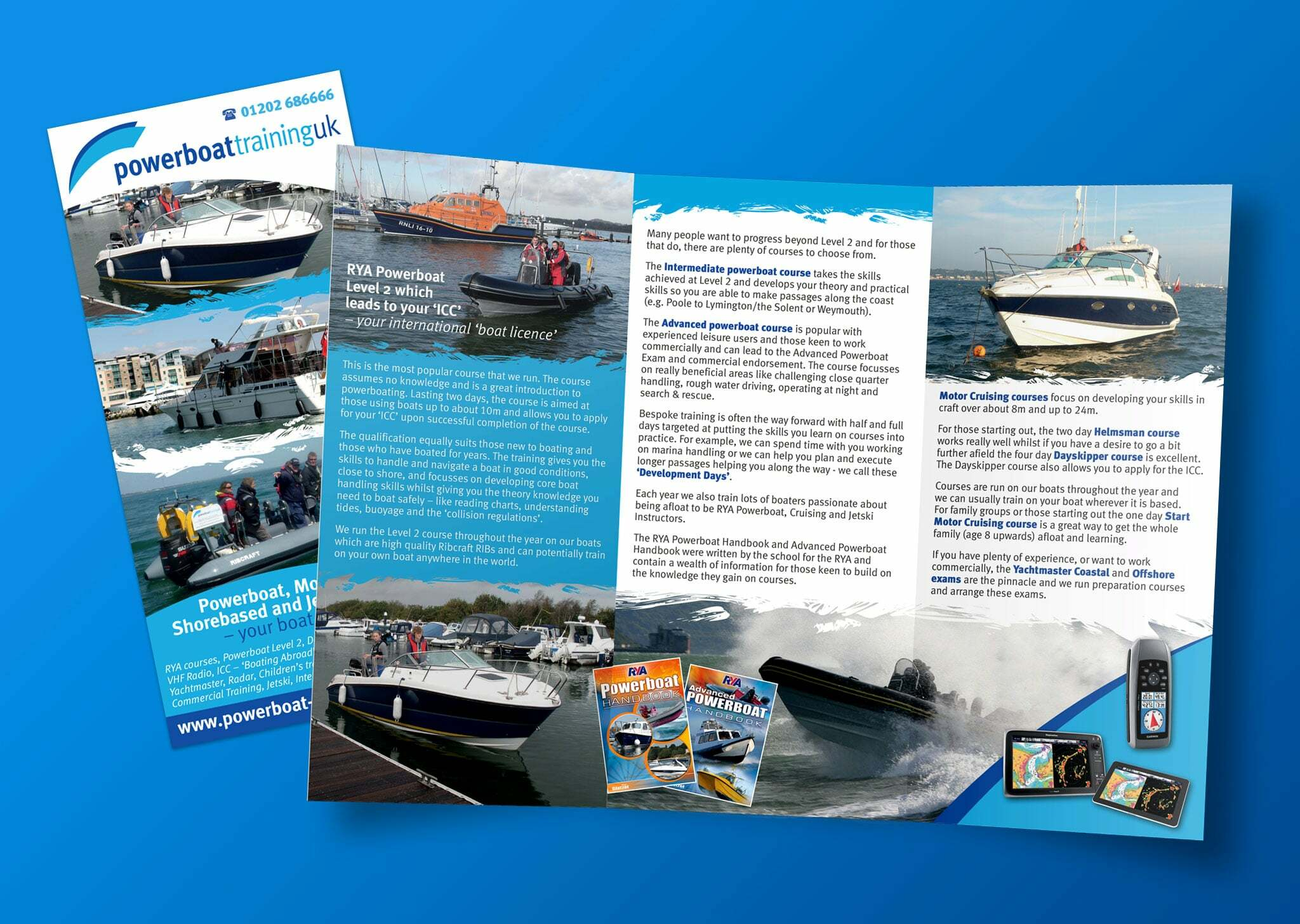 A Z Design And Print Services Roll Fold Leaflet Printing