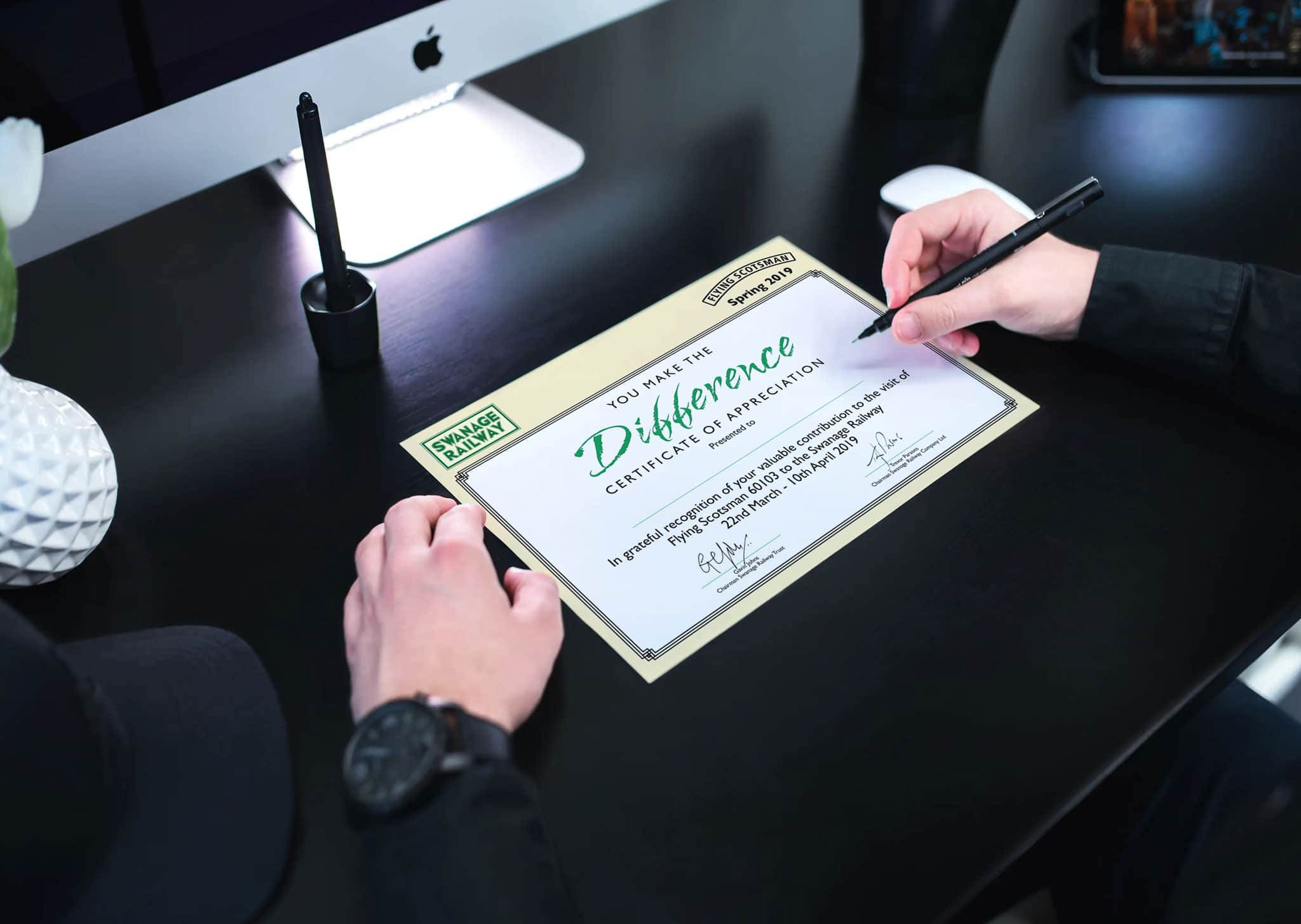 A Z Design And Print Services Certificate Printing