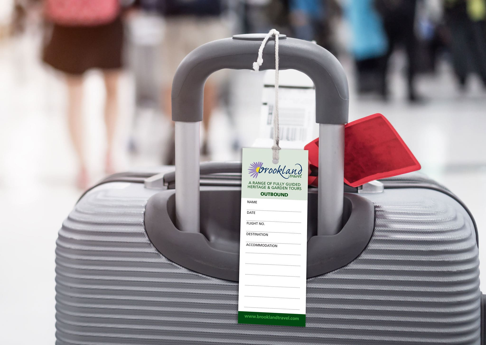 A Z Design And Print Services Luggage Labels