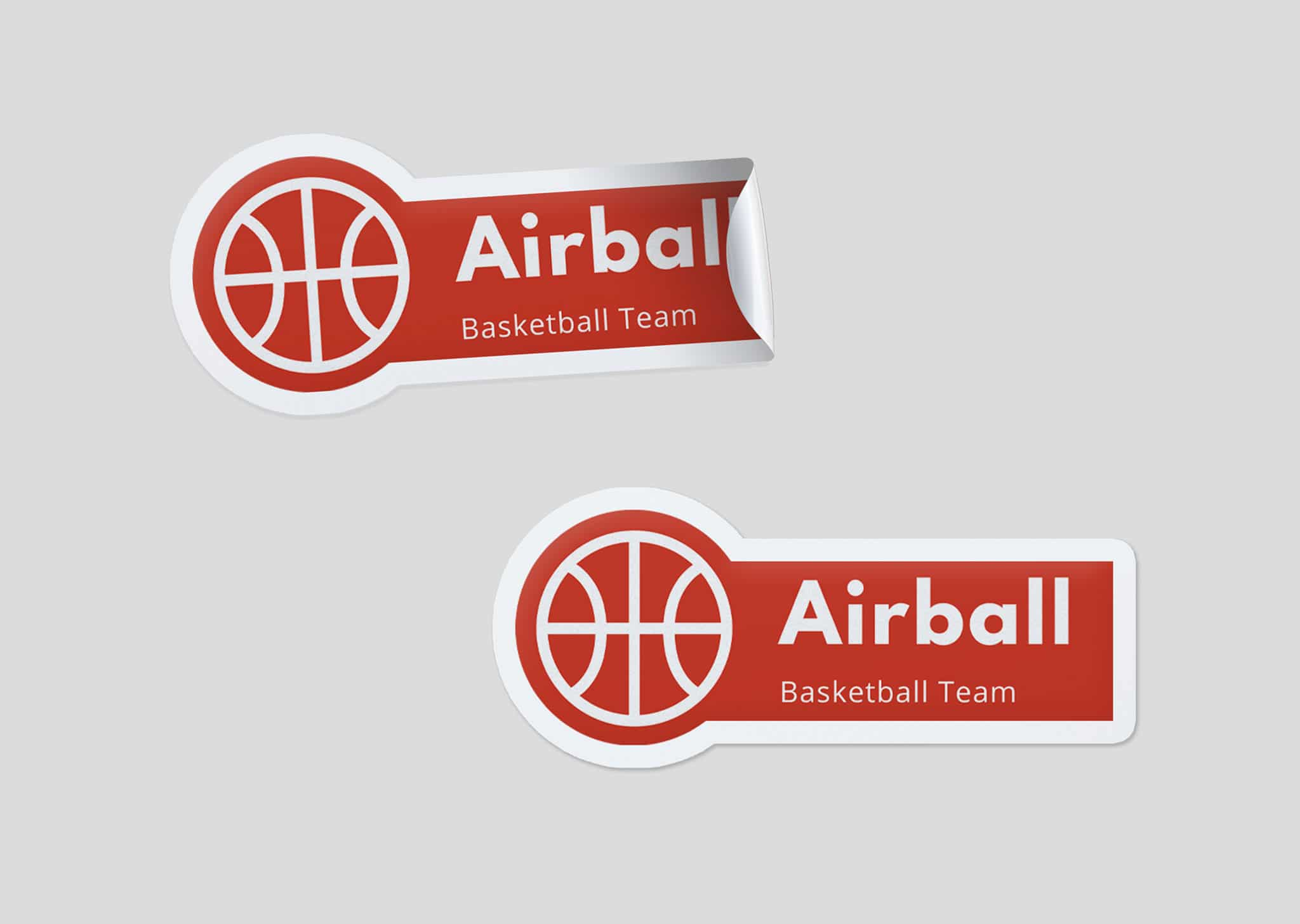 A Z Design And Print Services Sticker Printing