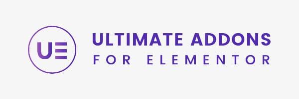 Website Design Ultimate Addons For Elementor Logo