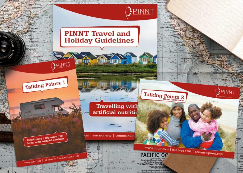 travel information brochure and leaflet design and print